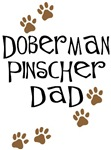 Doberman Pinscher Dad