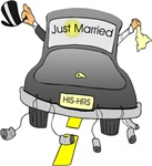 Just Married Shirts, Gifts