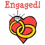 Engagement Gifts, T-Shirts, Tees