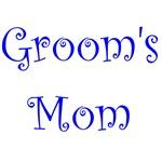 Groom's Mom Shirts, T Shirts, Gifts