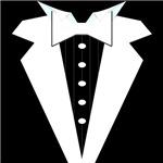 Tuxedo Bachelor Party T-Shirts
