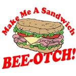 Make Me A Sandwich...