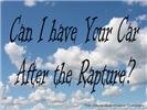 Rapture Wear! Car