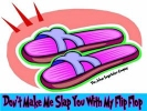 Slap Flip Flop