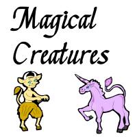 Magickal Creature Designs