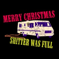 Christmas Vacation :: Shitter Was Full