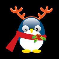 Reindeer Penguin