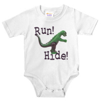 Run Hide Japanese Monster T Shirts Gifts