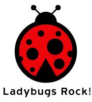 Lucky Ladybugs Chinese Adoption Symbol T Shirts