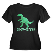Dino-Mite! Cool Dinosaur Lover T Shirts Gifts