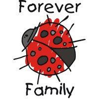 Ladybug Forever Family Members T-Shirts Gifts
