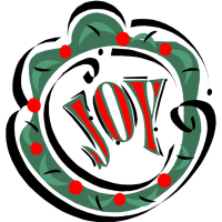 Christmas Joy Wreath T-Shirts Gifts