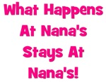 What Happens At Nana's Pink