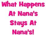 What Happens At Nana's Pink