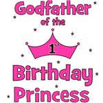 Godfather of the 1st Birthday Princess!