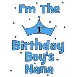 1st Birthday Boy's Nana!