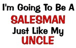 Salesman Uncle Profession