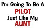 Pilot Aunt Profession