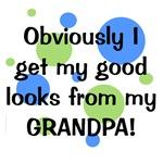 Good Looks from Grandpa