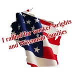 WI Familes & Workers Rights Diagonal Flag State