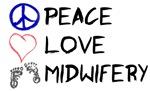 Peace, Love, & Midwifery