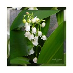 Lily of the Valley Tile Gifts