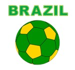 Brazil 4 Soccer Tee