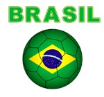 Brasil 4 FuteBal t-shirt