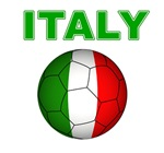 Italy World cup 2010 Tee 4