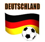 Deutschland  World Cup T Shirts