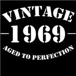 vintage 1969 birthday