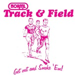 Norml Track & Field(Pink)