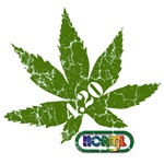 420 Pot Leaf