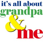 all about grandpa and me