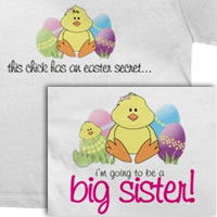 easter big sister front/back