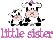 Little Sister Cow Pregnancy Announcement