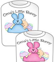 Oma's Little Bunny GIRL