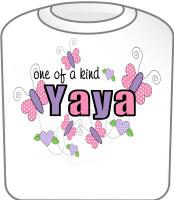One Of A Kind Yaya T-Shirt
