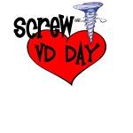Screw Vd Day T-Shirt