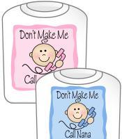 Call Nana Girl & Boy T-Shirt