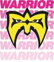 Ultimate Warrior Retro