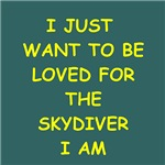 skydiver