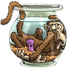 SEA MONKEY stuff