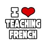 French Teacher Shirts & Apparel