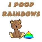 Pooprainbows