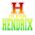 H is for Hendrix