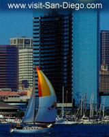 San Diego Sailboat