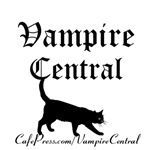 Vampire Central Black Cat