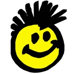 Happy Punk Mohawk