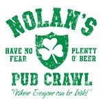 Nolan's Irish Pub Crawl